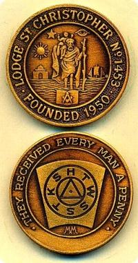 Millennium Mark : Masonic Regalia - Suppliers and